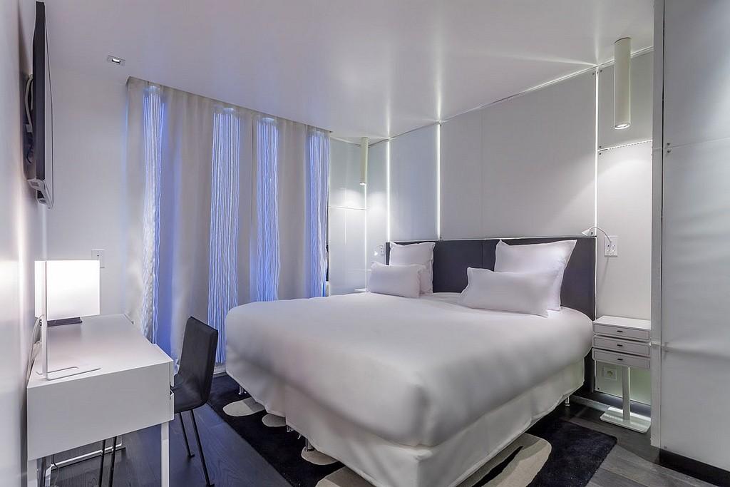 hotel privatif paris felicien by elegencia chambre couple
