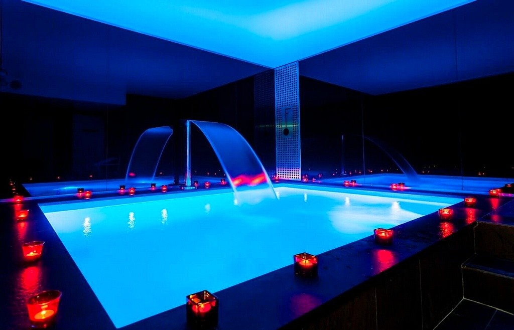 hotel privatif paris felicien by elegencia piscine privative
