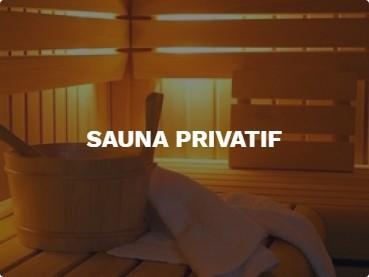 sauna privatif à paris