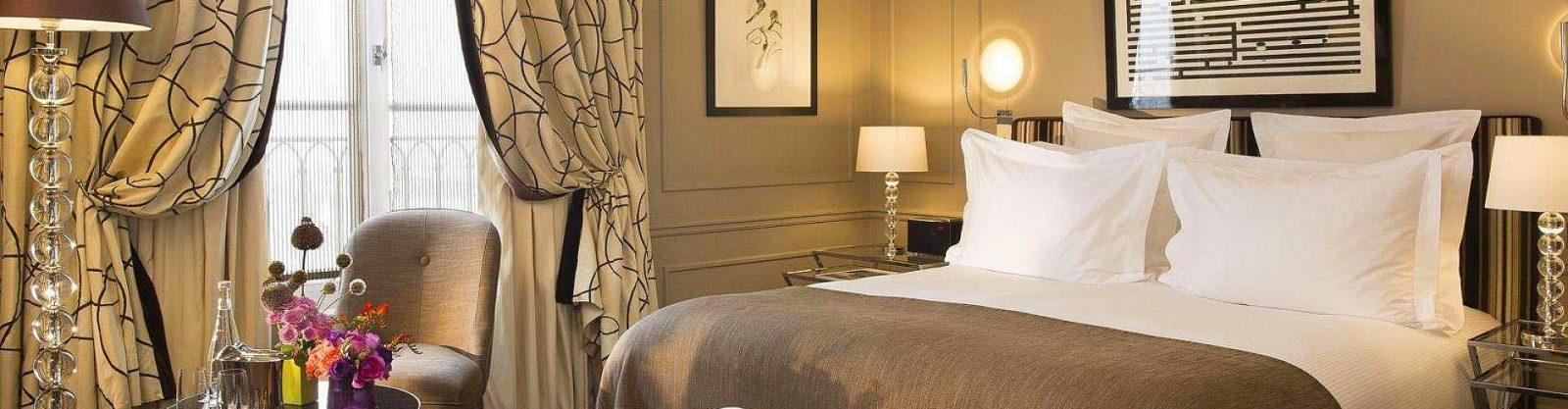 header hotel privatif paris le burgundy