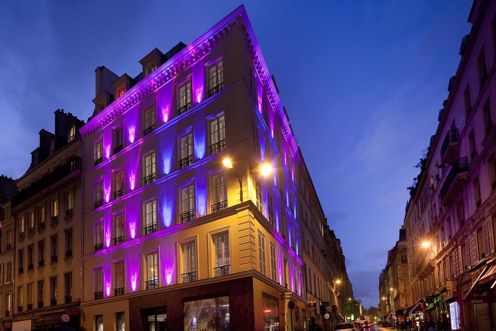 hotel paris privatif secret de paris design adresse