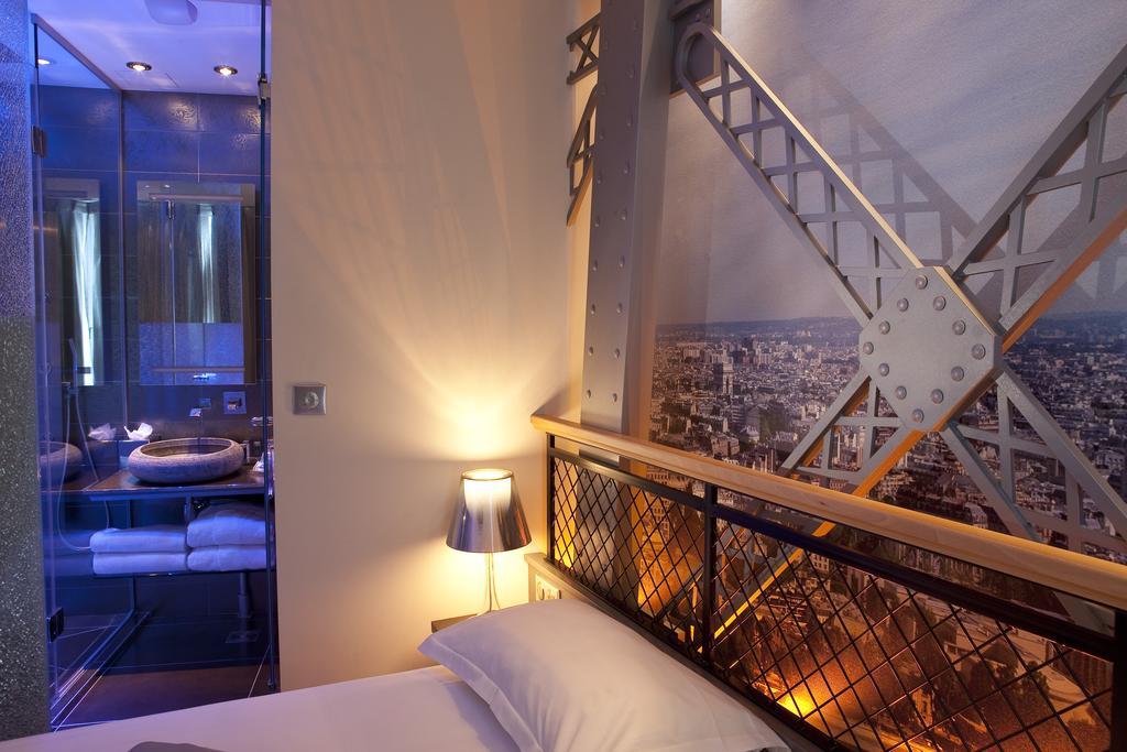 hotel paris privatif secret de paris chambre tour eiffel
