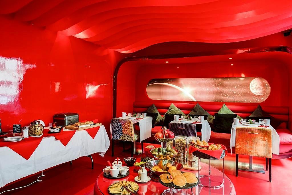 hotel privatif paris five hotel diner romantique