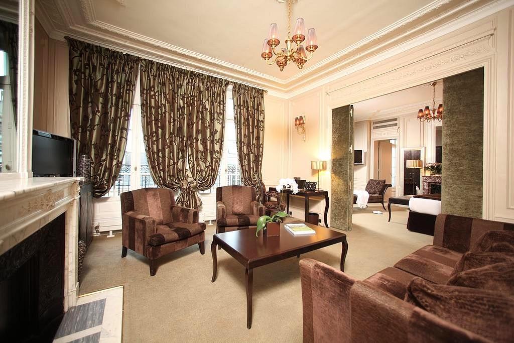 hotel privatif paris hotel champs elysee plaza salon amoureux