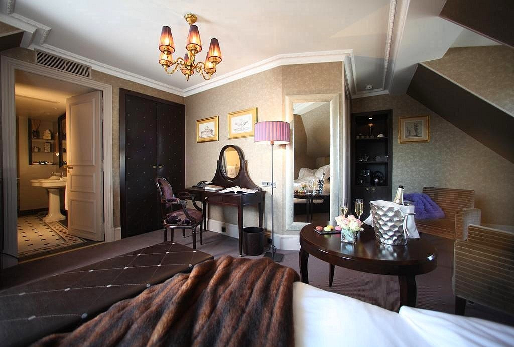 hotel privatif paris hotel champs elysee plaza salon spa