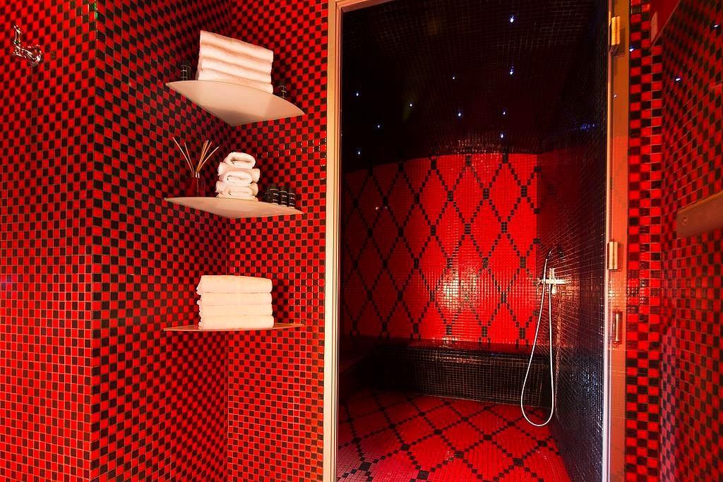 hotel privatif paris vice versa sauna hammam