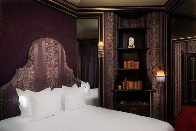 hotel privatif paris la maison souquet chambre amoureux