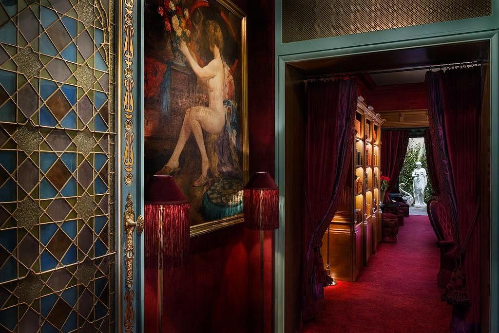 hotel privatif paris la maison souquet moment couple