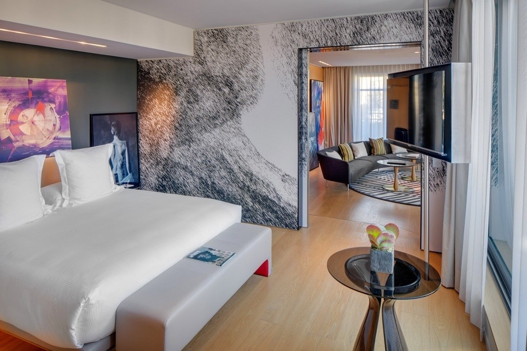 hotel privatif paris le cinq codet prestige chambre jacuzzi