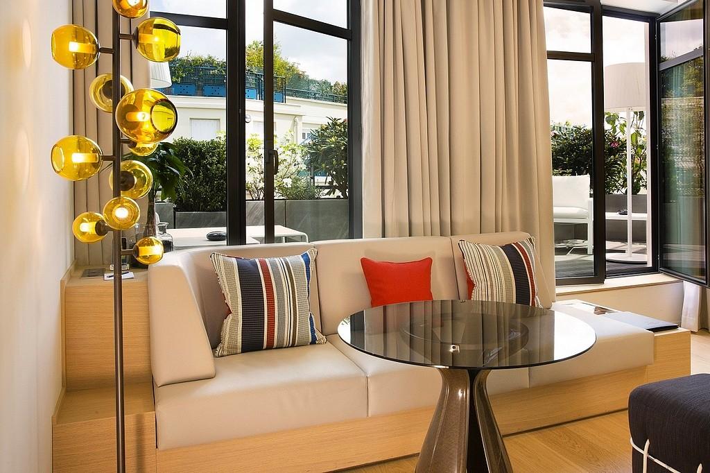 hotel privatif paris le cinq codet superieure salon privé