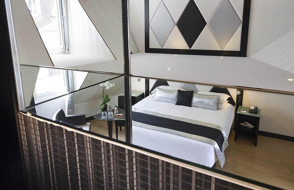 hotel privatif paris lempire paris chambre spa