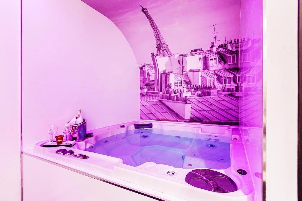 hotel privatif paris lempire paris jacuzzi privatif