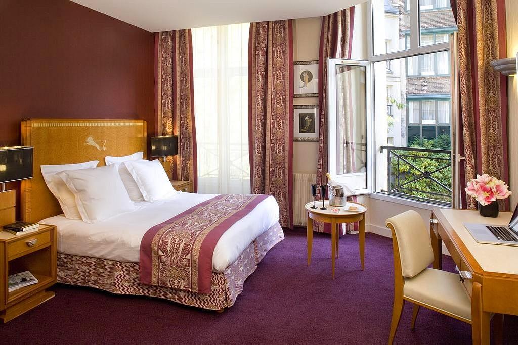 hotel privatif paris les jardins du marais chambre amoureux
