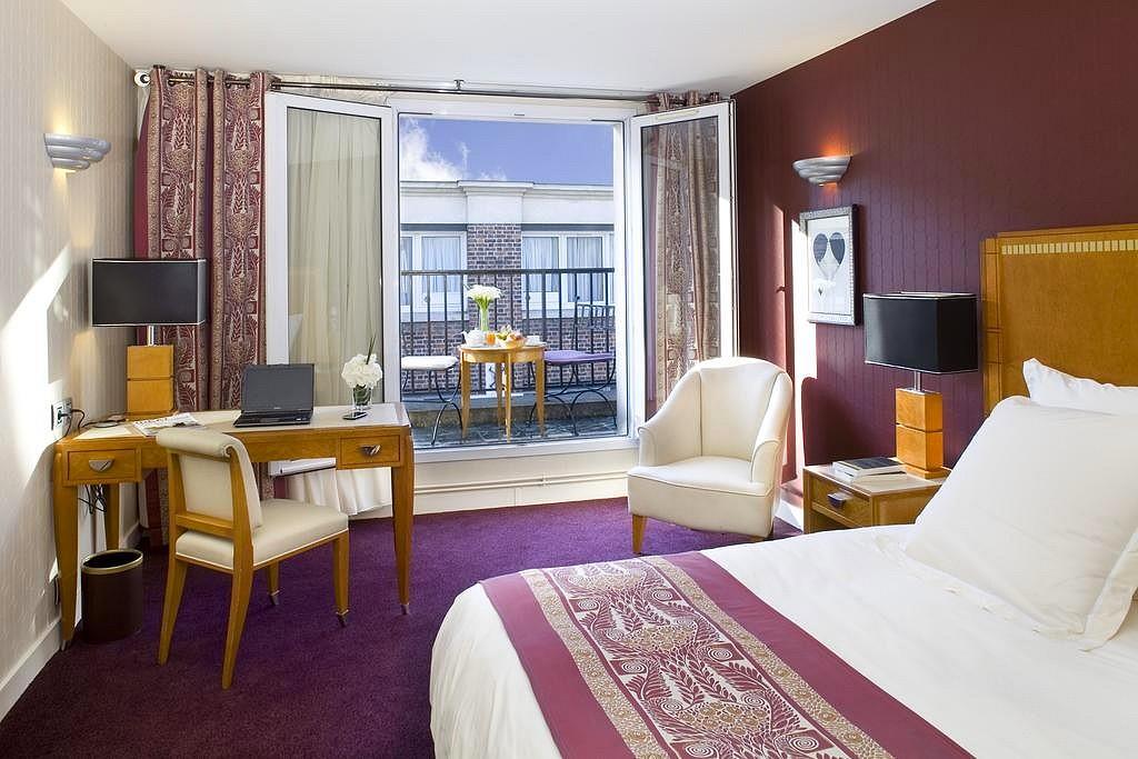 hotel privatif paris les jardins du marais chambre spa