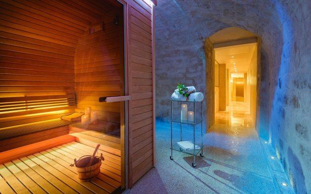 hotel privatif paris les jardins du marais sauna privatif