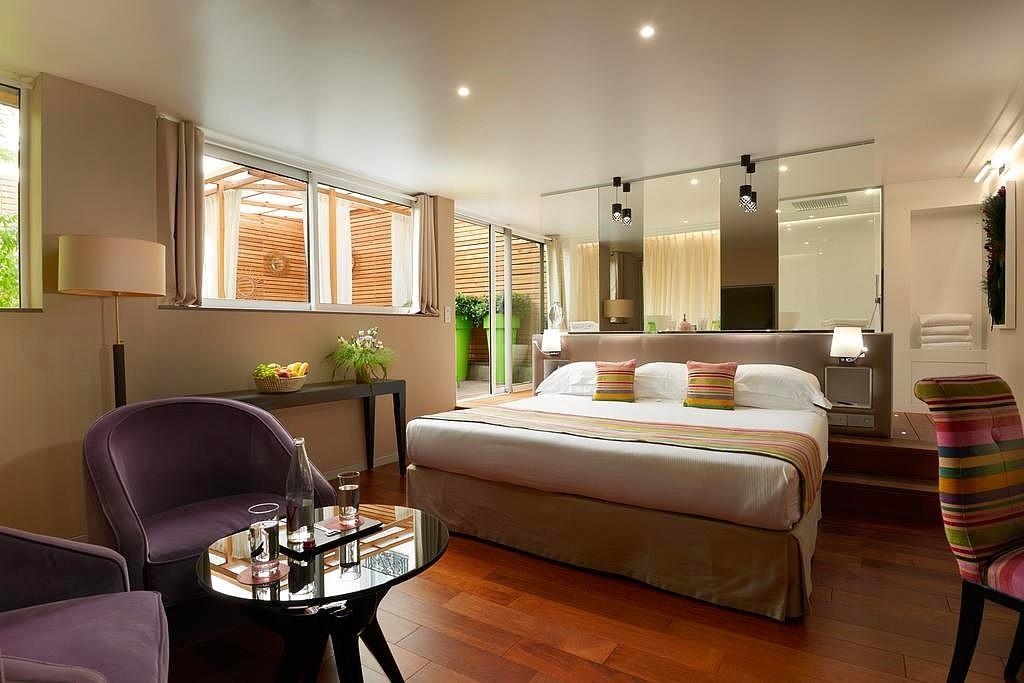 hotel privatif paris mathurin in hotel spa chambre couple