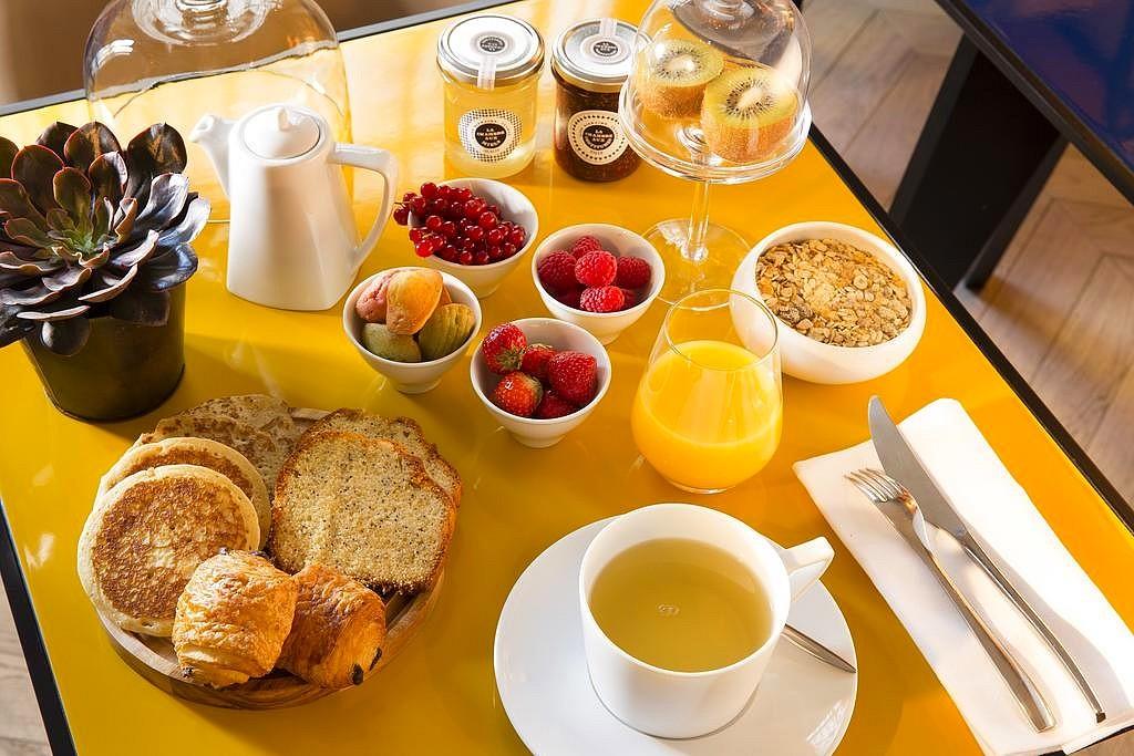 hotel privatif paris matins paris déjeuner romantique