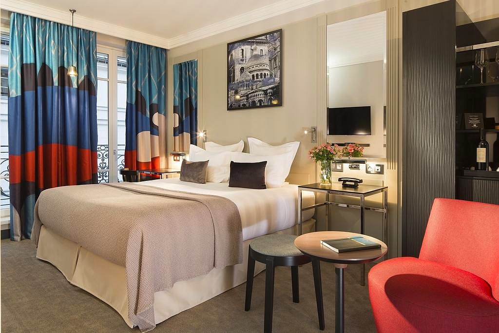 hotel privatif paris matins paris spa romantique