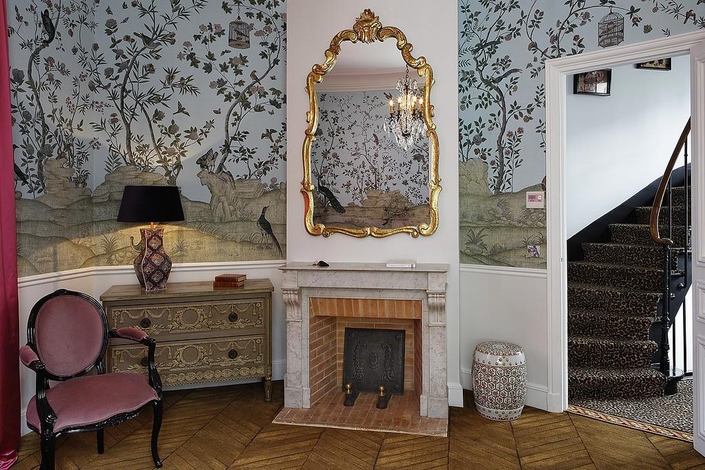 hotel privatif paris pavillon d'amour villa avec sauna