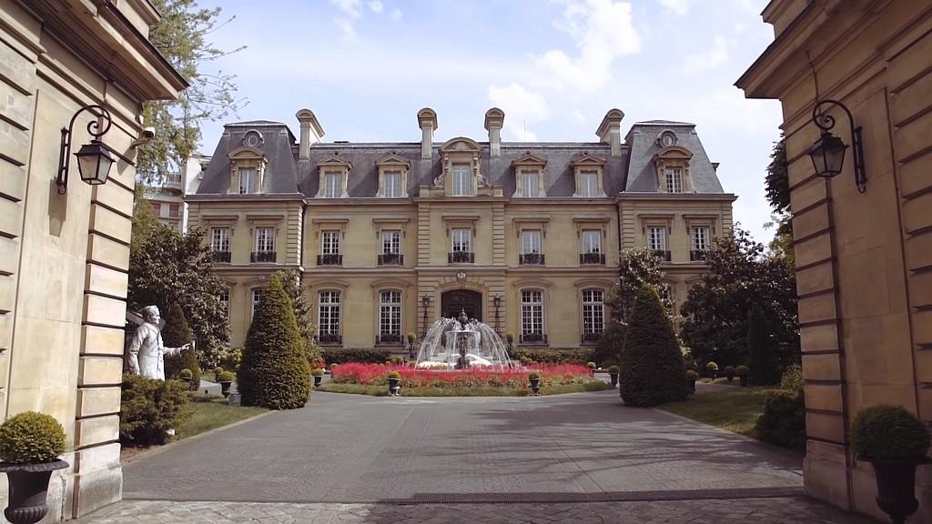 hotel privatif paris pavillon d'amour villa nuit de noce mariage saint valentin