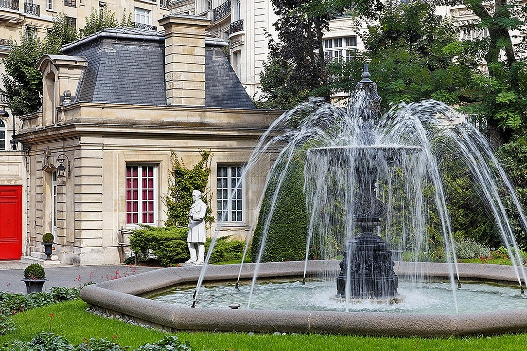 hotel privatif paris pavillon d'amour villa privée
