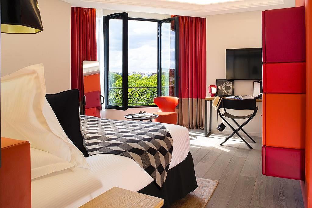 hotel privatif paris terrass montmartre couple st valentin