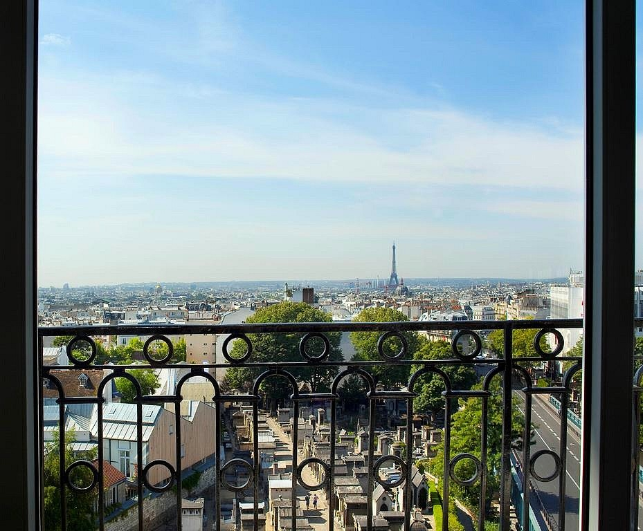 hotel privatif paris terrass vue tour eiffel