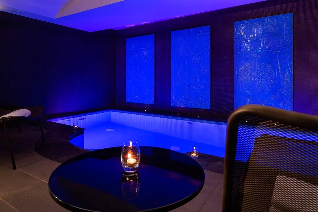 hotel piscine privée paris la belle juliette spa