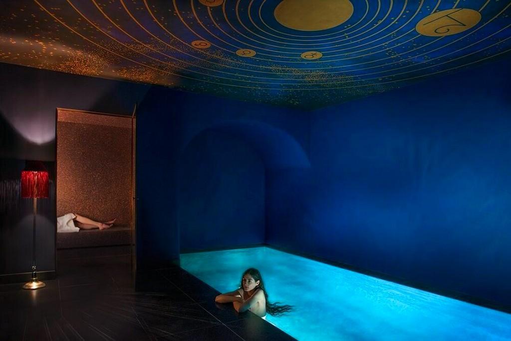 piscine privée paris maison souquret
