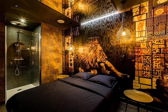 hammam privatif paris love hotel
