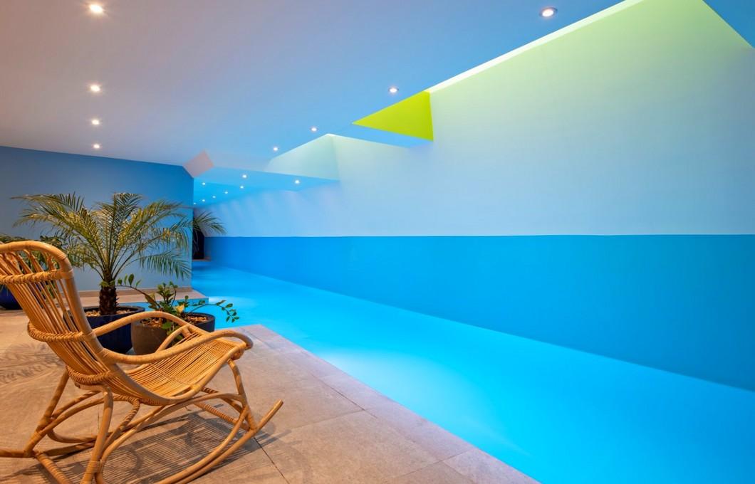 hotel parister paris piscine chauffée