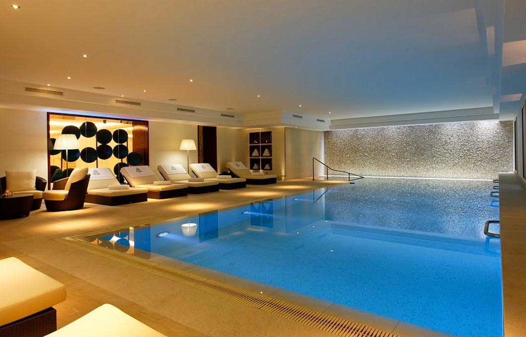 hotel piscine chauffée paris champs elysees majestic hotel