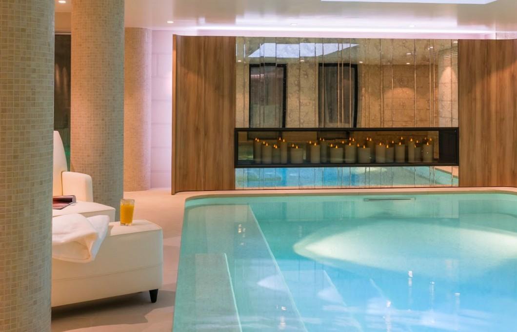 maison albar hotel piscine chauffée paris