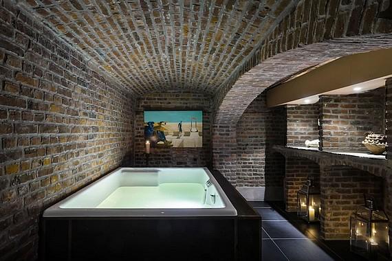 hotel jacuzzi privatif maison champlain lille
