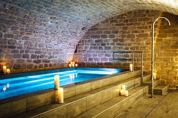 hotel avec piscine privee hotel square louvois