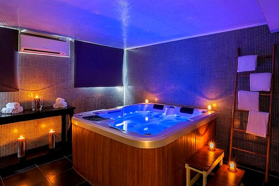 hotel spa jacuzzi privatif lille